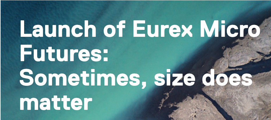 EUREX-Micro-DAX-EURO-STOXX-50-Launch