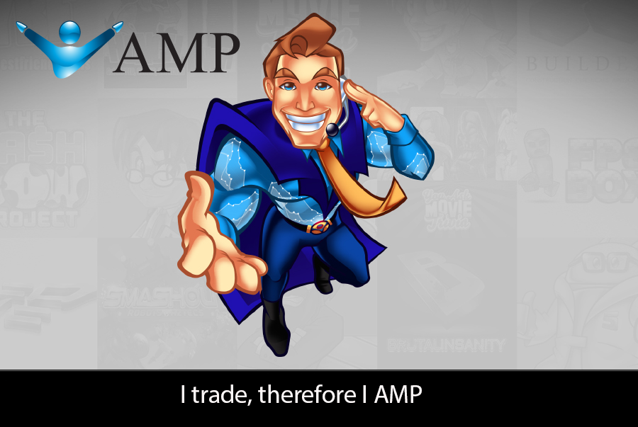 AMP Global (Europe) : Our Story